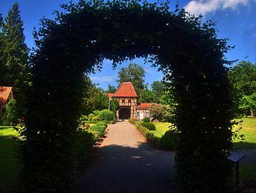 Château de Sythen 3 sur Edgar Schermaul