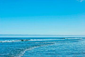 Sylt: shore zone van