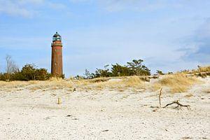 Leuchtturm Darßer Ort und Dünen