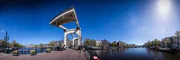 Magere Brug panorama van PIX URBAN PHOTOGRAPHY