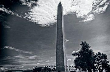 Washington Monument van Wout .V