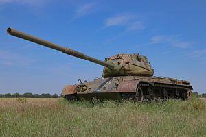M47 Patton leger tank kleur 2