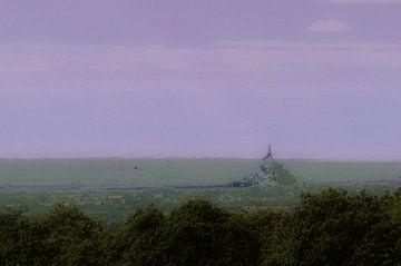 Mont Saint Michel von Erik Reijnders