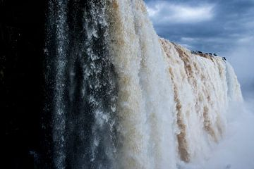 Iguazu Waterval von Bart Kock