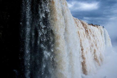 Iguazu Waterval