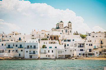 Profiter de la vue de Paros, Grèce sur Daphne Groeneveld
