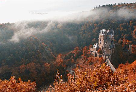 Burg Eltz van Eddy Kievit