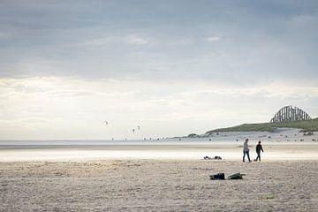 Maasvlakte 2 van Wim van der Wind