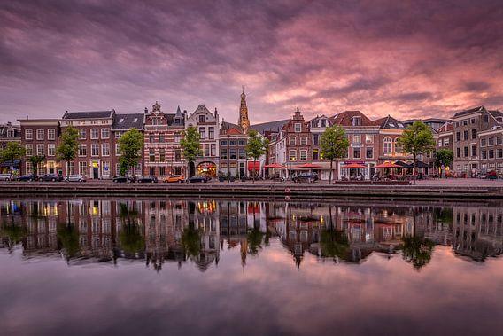 Spaarne Haarlem van Dick van Duijn