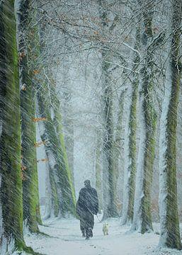 Bevroren in de tijd van Saskia Dingemans