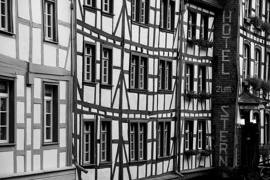 Historic town of Monschau