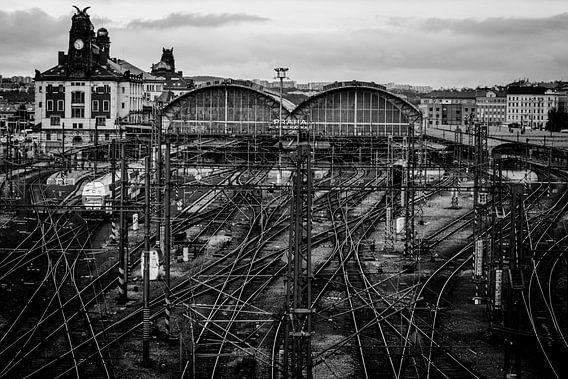 Railwaystation Prague