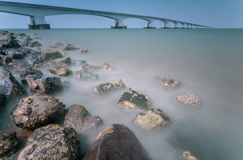 Zeelandbrug in de provincie Zeeland van Ardi Mulder