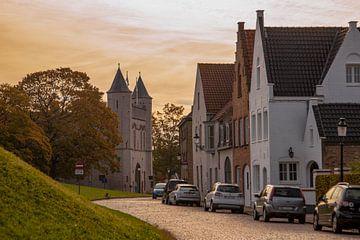 De Kruispoort, Brugge van Martijn Mureau