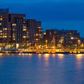 Dordrecht Skyline van Tom Smit