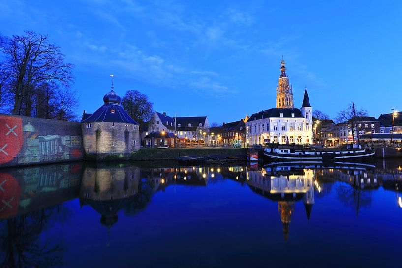 Spanjaardsgat  Haven Breda van Andre Bolle