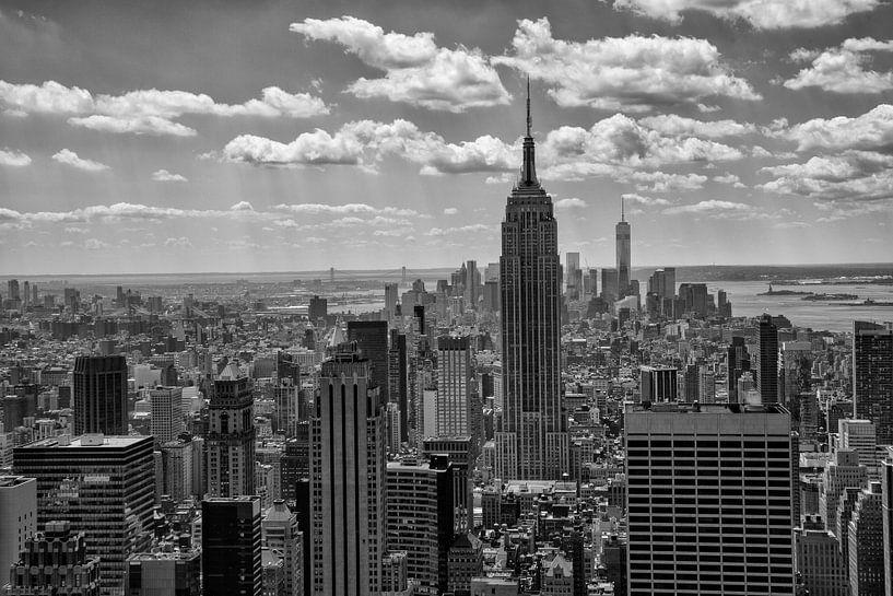 new york amerika von Jan Pel