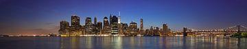 Lower Manhattan von Harro Jansz