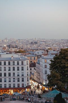 Paris Views sur Eva Ruiten