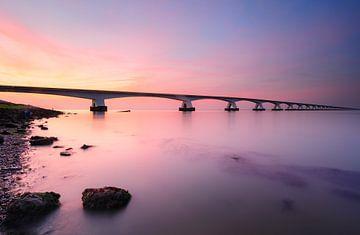 Zeeland-Brücke von Arjan Keers