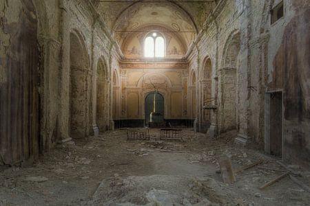 urban kerk van Kristof en Petra