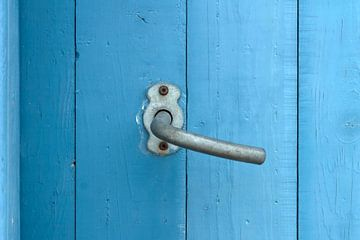 Verras deur van Kirsten Warner