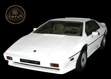 Lotus Turbo Esprit van aRi F. Huber
