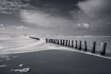 De Zee von Klaas Fidom
