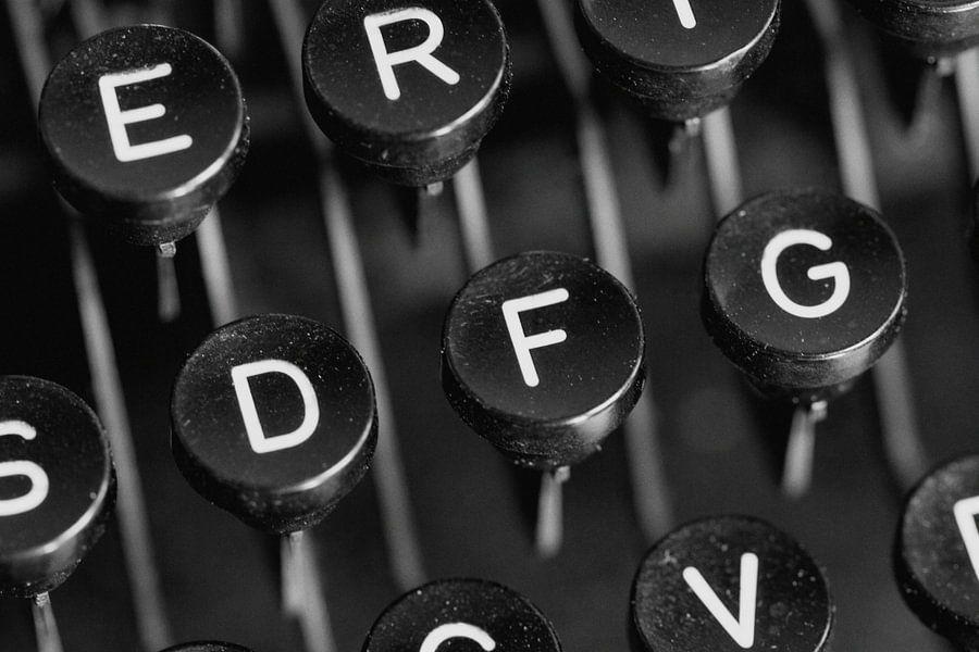 Typemachinetoetsen