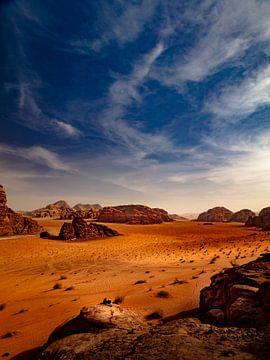 Wadi Rum van