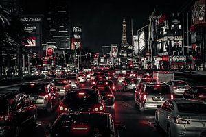 Las Vegas Strip (Grey)