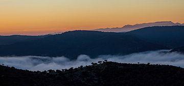 Landschap Andujar Spanje von Pascal De Munck