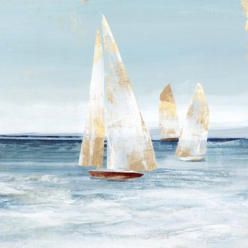 grootzeil II, Isabelle Z  van PI Creative Art