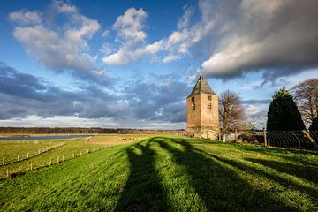 De oude toren von Daan van Oort