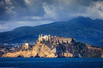Die Insel Procida im Golf von Neapel, Italien von Christian Müringer