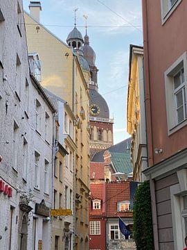 Riga Altstadt von Till van Zwamen