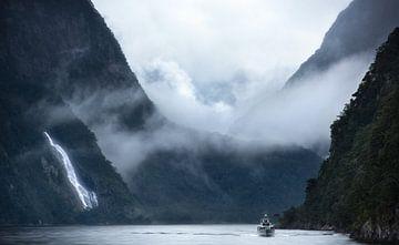 Milford Sound Cruise, FEI SHI van 1x