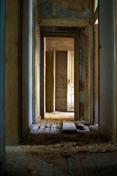 Verlassenes Haus. von Robbie Buur
