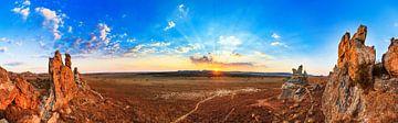 La Fenetre panorama von Dennis van de Water