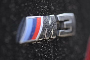 BMW M3 Logo von Jasper Vierbergen