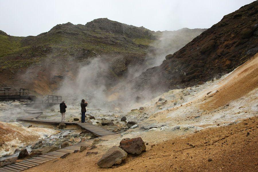 Vulkanisme op IJsland