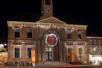 Oude gemeentehuis van Harderwijk van