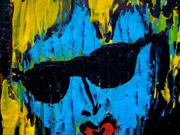 Sunglasses nr. 4 van Ada Krowinkel