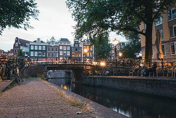 Amsterdamse grachten von Ali Celik