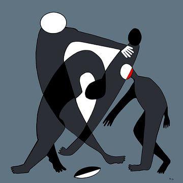 Rugby van Martin Groenhout