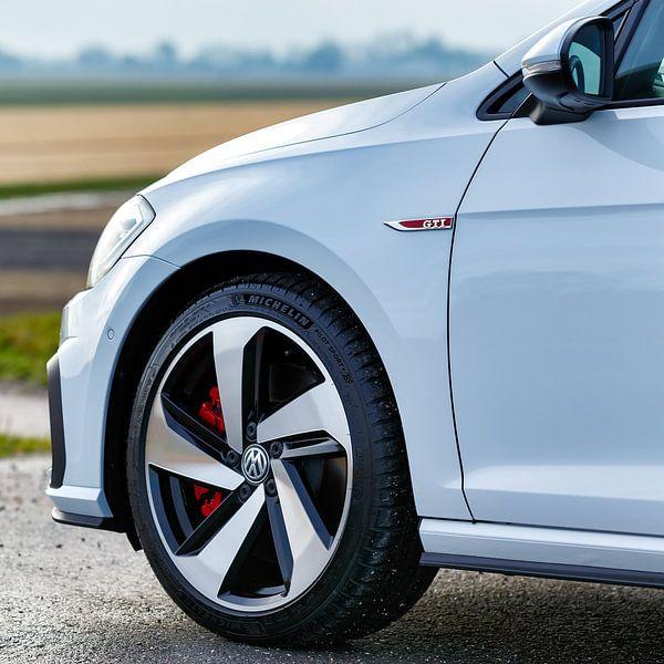 Volkswagen Golf GTI performance van Menno Schaefer