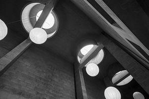 het licht in de 'straat' van de Pastor van Arskerk