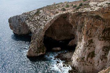 rots op het eiland malta van Compuinfoto .