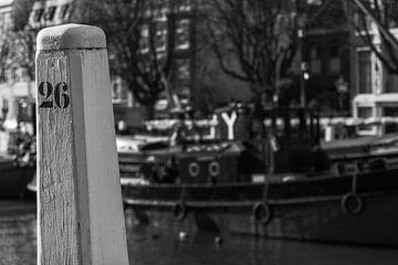 Dordrecht Meerpaal 26 Wolwevershaven sur