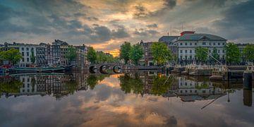 Guten Morgen Amsterdam von Toon van den Einde